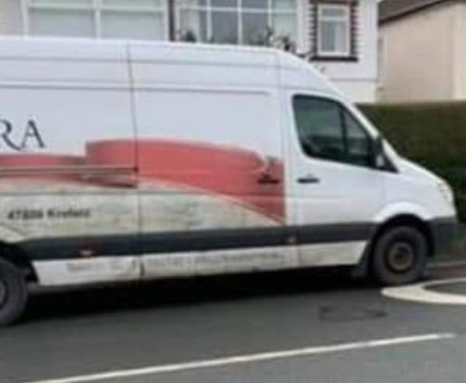 Have you seen this van?? Photos & Video