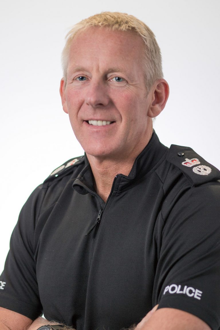 Message from Andy Rhodes Chief Constable.