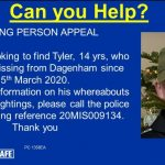 Missing Tyler connections to Blackpool.