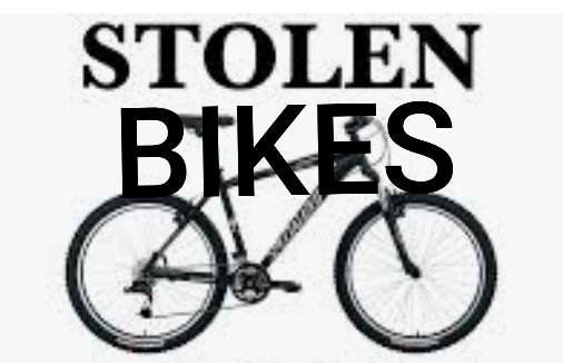 Bikes in Blackpool Stolen. Have you seen them?