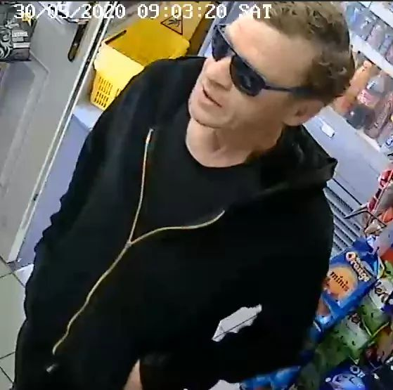 Blackpool Police need help to identify this man